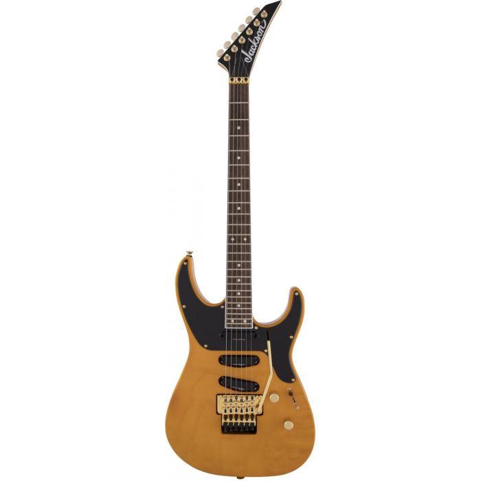 Jackson X Soloist SL4X DX Butterscotch Front