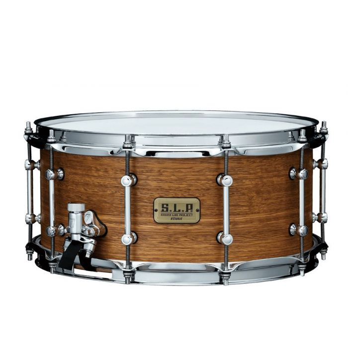 Tama SLP Bold Spotted Gum Snare Drum