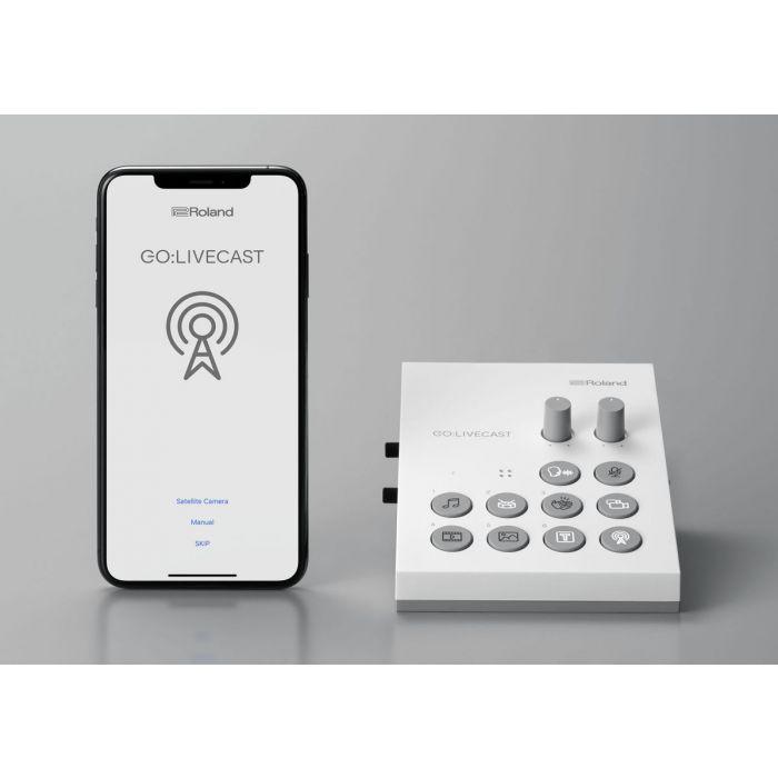 GO Livecast and Companion App