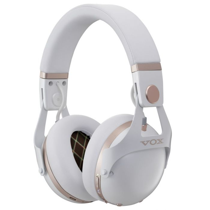 Vox VH Q1 Noise Cancelling Headphones in White