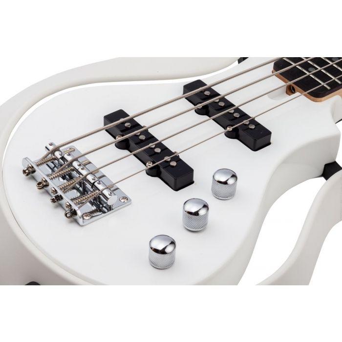 Vox Starstream Bass S2 Pickups, Controls and Bridge