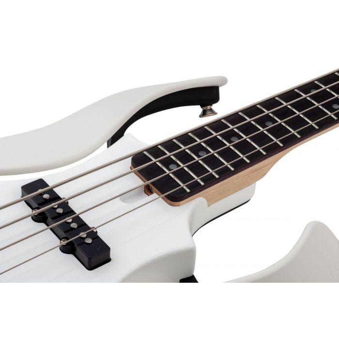 Vox Starstream Bass S2 Body Detail