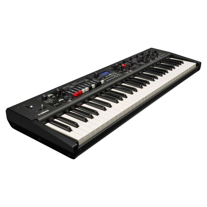 Yamaha YC61 Drawbar Organ Angled View