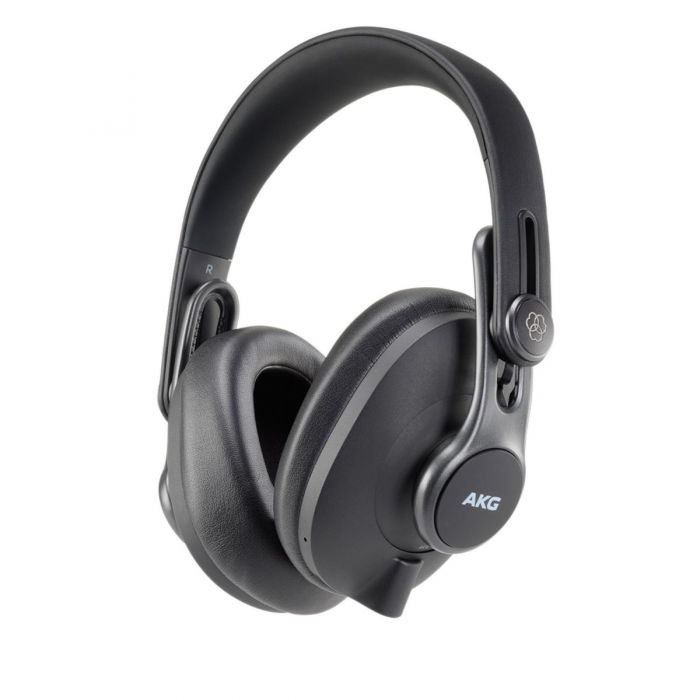 AKG K371-BT Bluetooth headphones Angled Front View