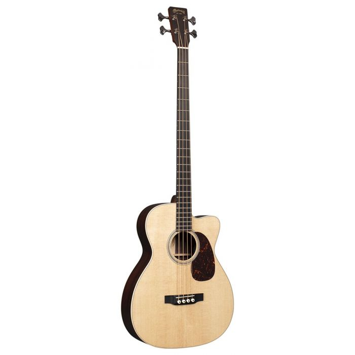 Martin BC-16E Electro Acoustic Bass Front View