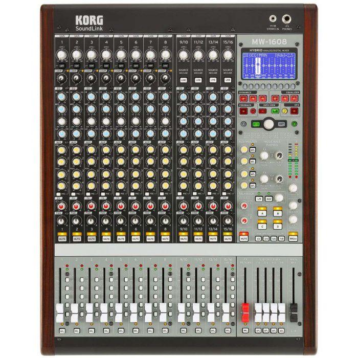 Korg SoundLink MW 1608 Hybrid Mixer
