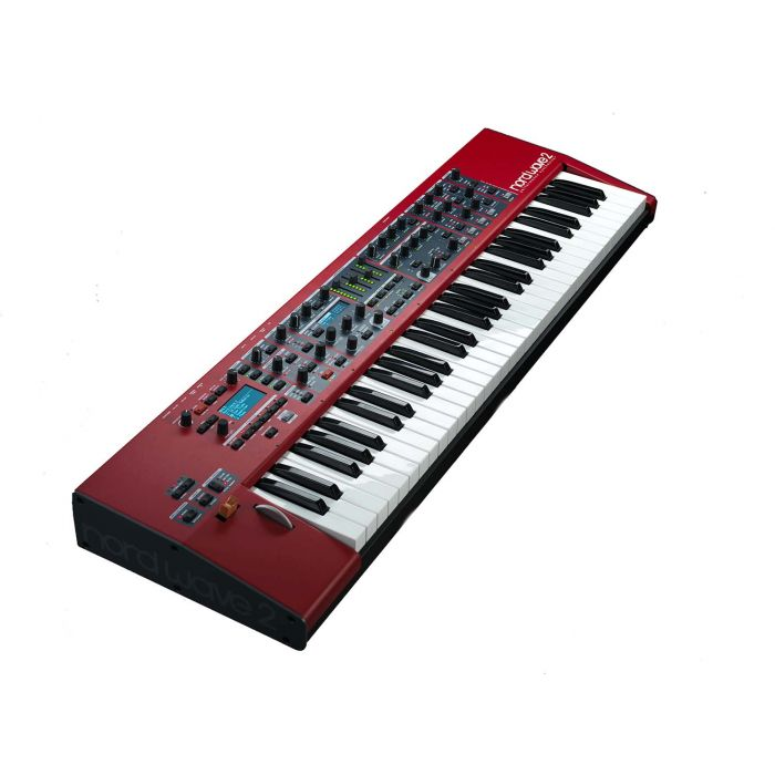 Nord Wave 2 Angled View