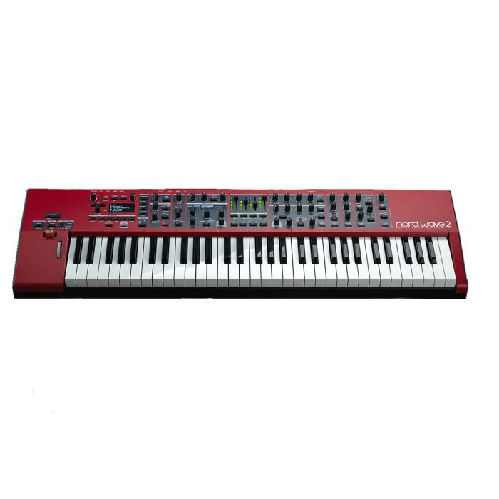 Nord Wave 2 Synthesizer Front View