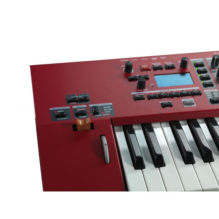 Nord Wave 2 Controls