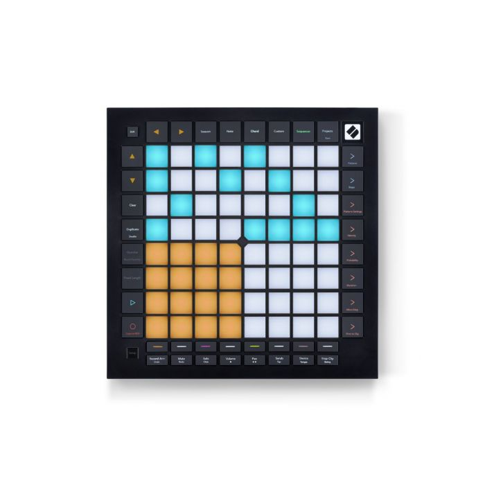 Novation Launchpad Pro MK3 Sequencer Mode