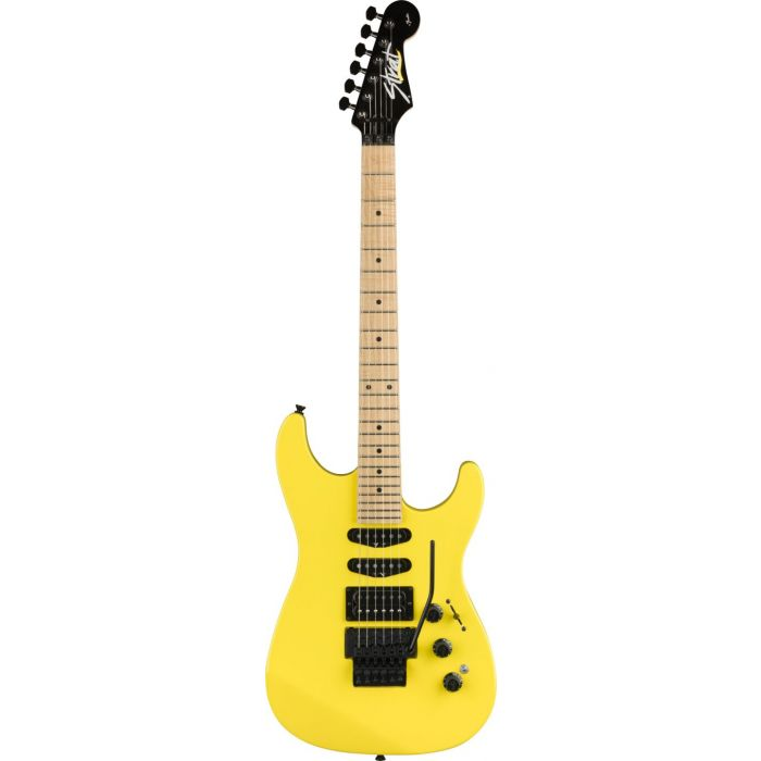 Limited Edition HM Strat Front