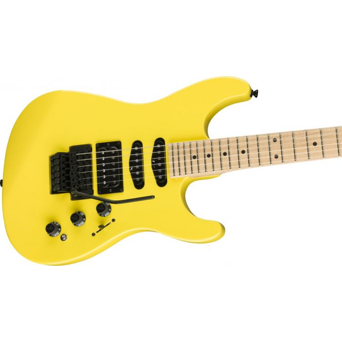 Limited Edition HM Strat Body Right