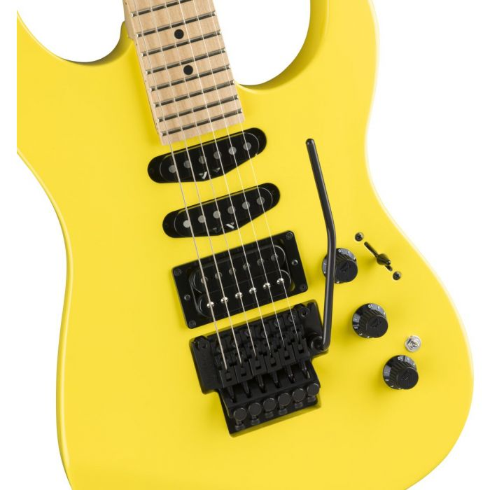 Limited Edition HM Strat Front Body