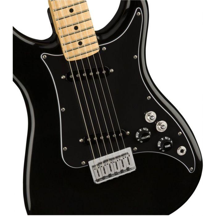 Fender Player Lead II Body Detail
