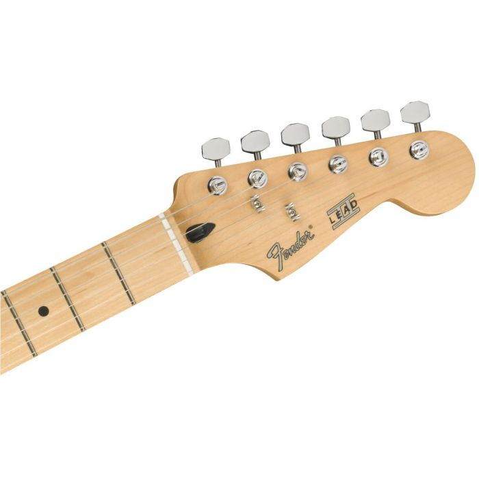 Fender Player Lead II Headstock