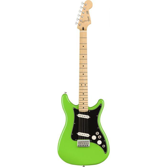 Fender Player Lead II Electric Guitar Neon Green