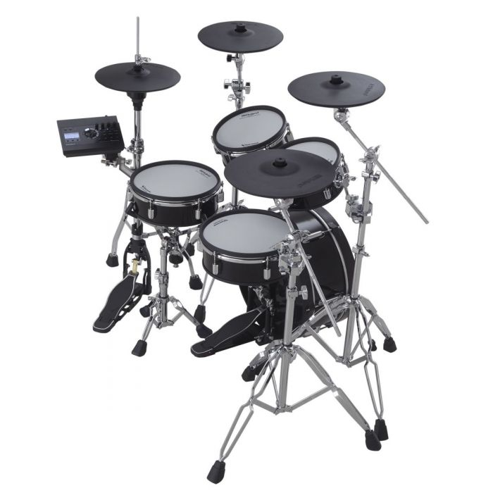 Side View of Roland VAD306 Electronic Drum Kit