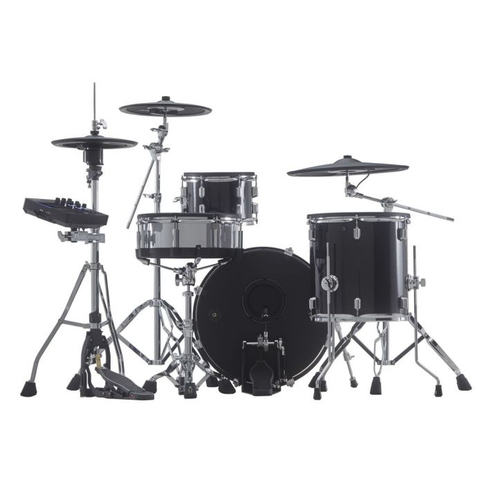 Rear View of Roland VAD503 Electronic Drum Kit