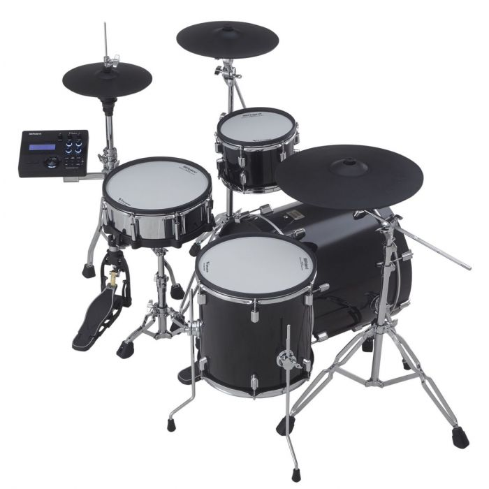 Side View of Roland VAD503 Electronic Drum Kit