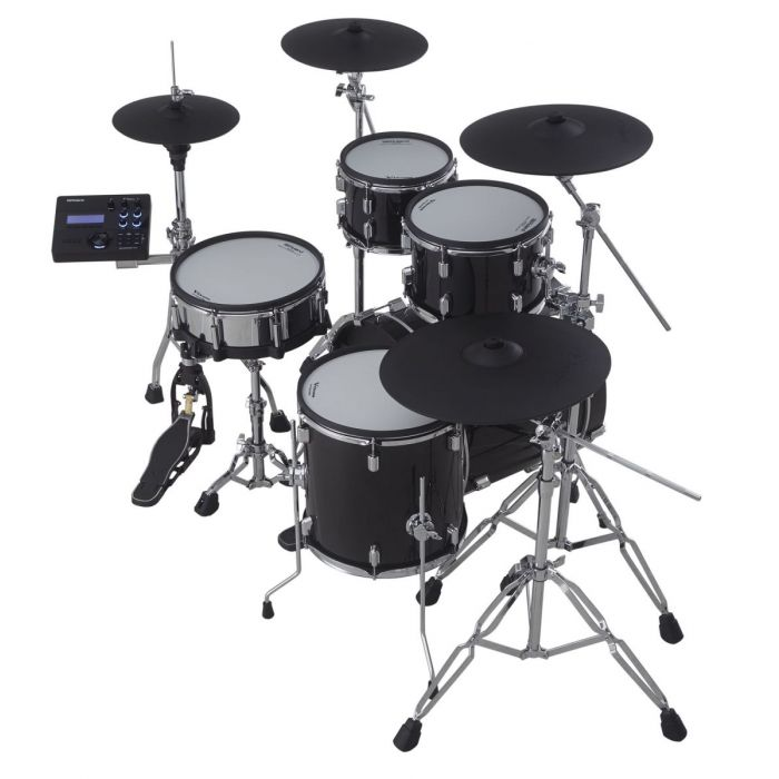 Side View of Roland VAD506 Electronic Drum Kit