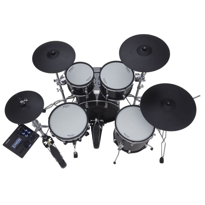 Top View of Roland VAD506 Electronic Drum Kit
