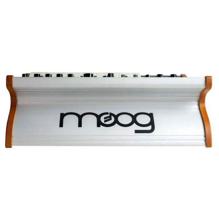 Rear of Moog Synth