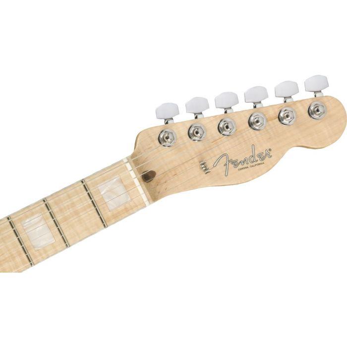 Fender Tele Magico Headstock