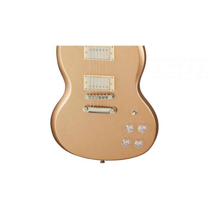 Epiphone SG Muse Smoked Almond Metallic hardwaRE