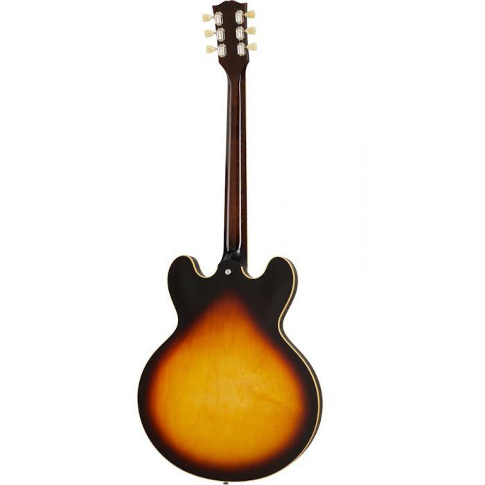 Gibson ES-345 Vintage Burst back
