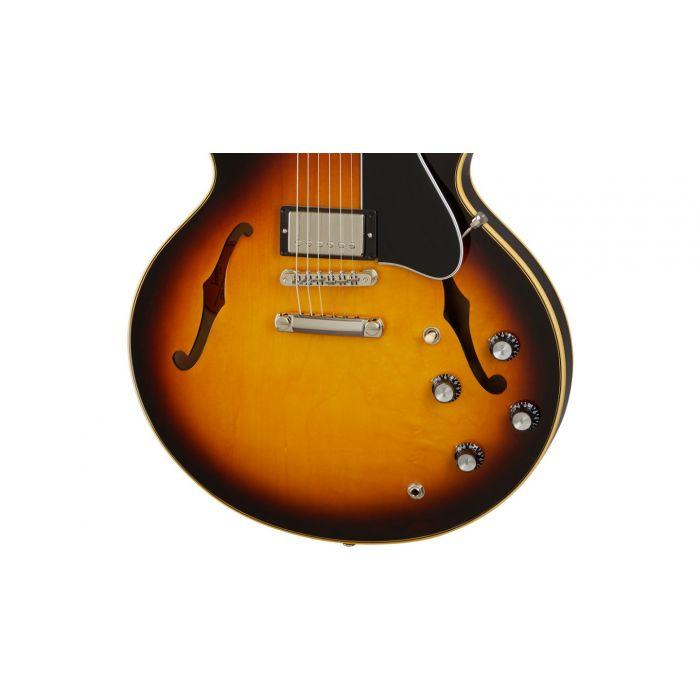 Gibson ES-345 Vintage Burst hardware