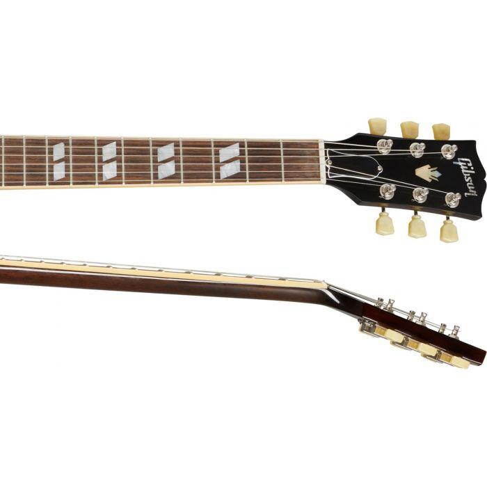 Gibson ES-345 Vintage Burst neck