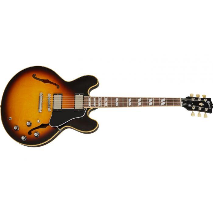 Gibson ES-345 Vintage Burst side