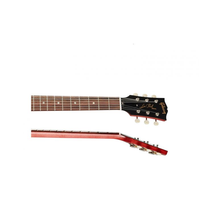 Gibson Les Paul Special Tribute Humbucker Vintage Cherry Satin neck