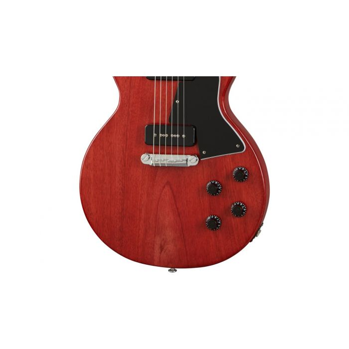 Gibson Les Paul Special Tribute P-90 Vintage Cherry Satin hardware