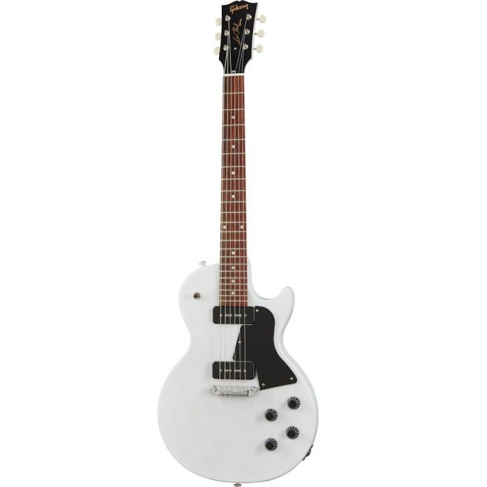 Gibson Les Paul Special Tribute P-90 Worn White