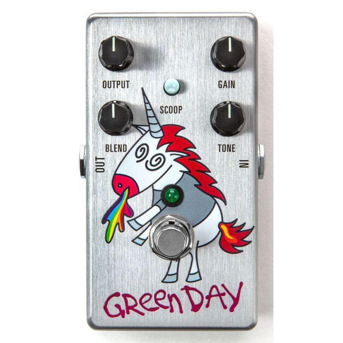 MXR DD25V3 Green Day Dookie Drive V3 Unicorn