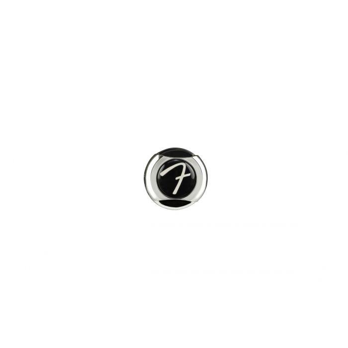 Fender Infinity Strap Locks (Chrome) Detail