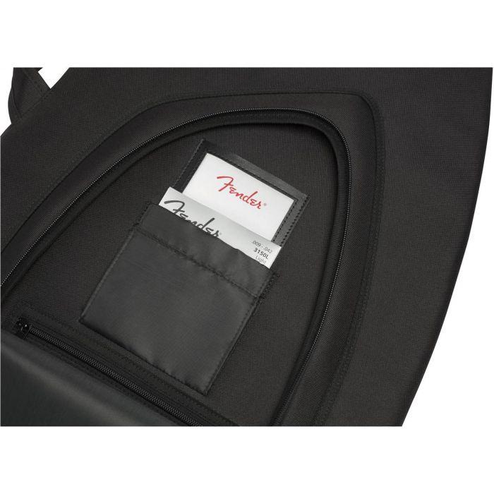 Fender FEJ-610 Jaguar/Jazzmaster/Starcaster Gig Bag Detail