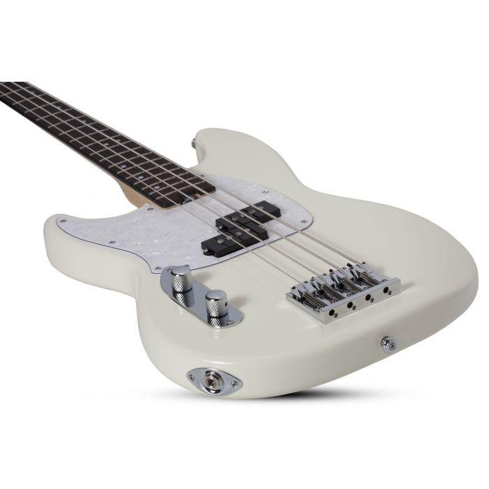 Schecter Banshee Bass Left Handed Bass Body