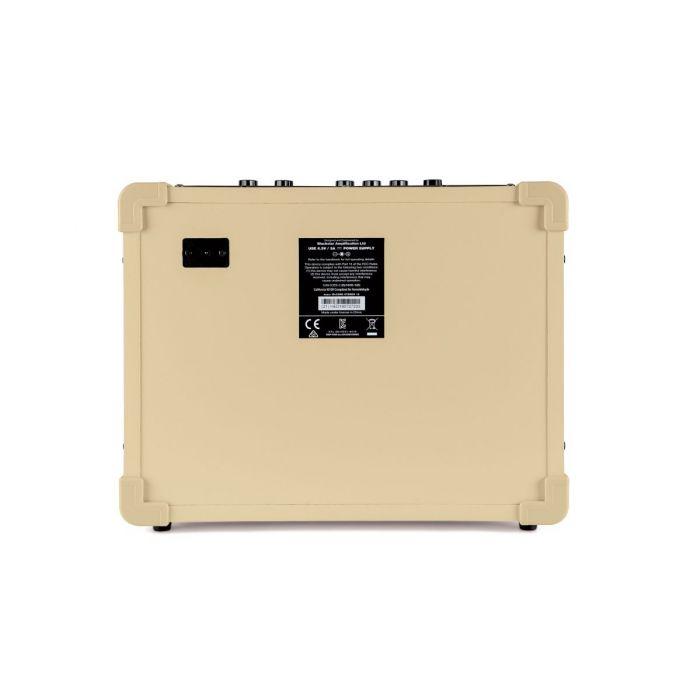Blackstar ID Core 10 V2 Cream Rear View