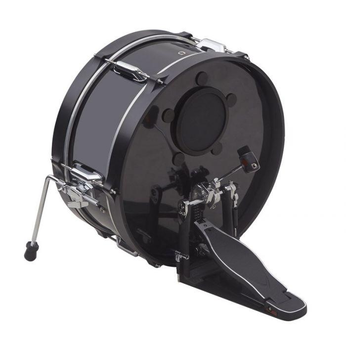 Roland KD-180L-BK Kick Drum Pad Rear