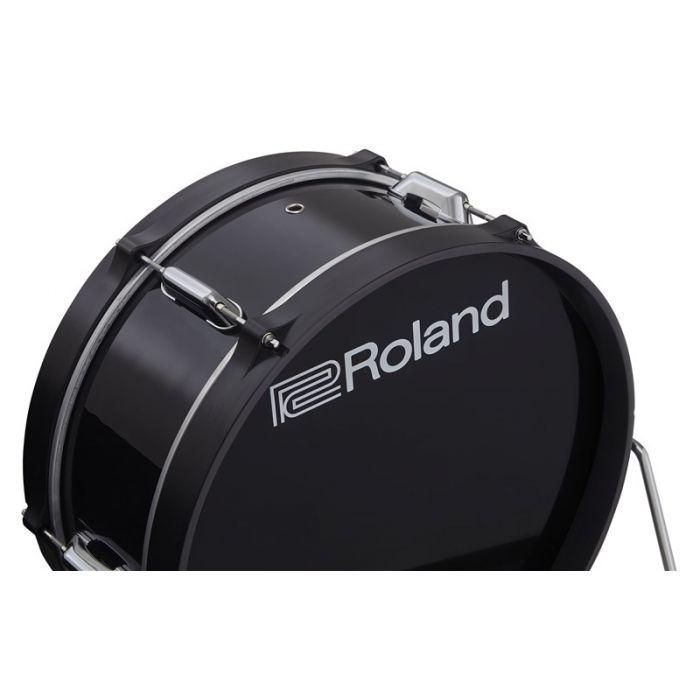 Roland KD-180L-BK Kick Drum Pad Front Detail
