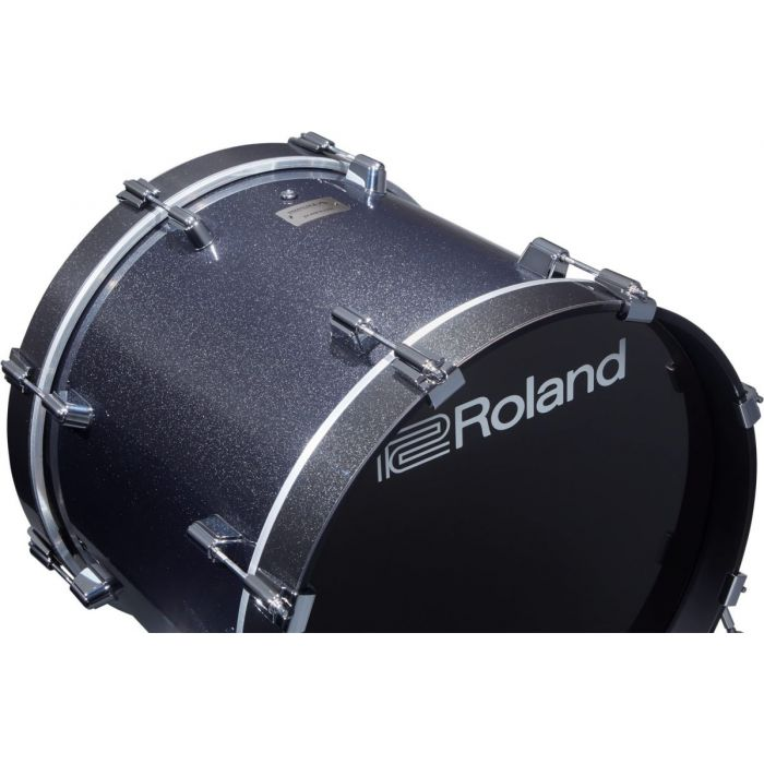 Roland KD-200-MS Kick Drum Pad Front Detail