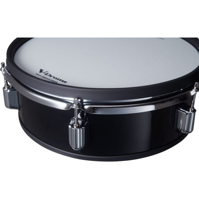Roland PDA120LS-BK Snare Pad Top Detail