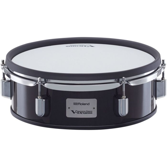 Roland PDA120LS-BK Snare Pad Front