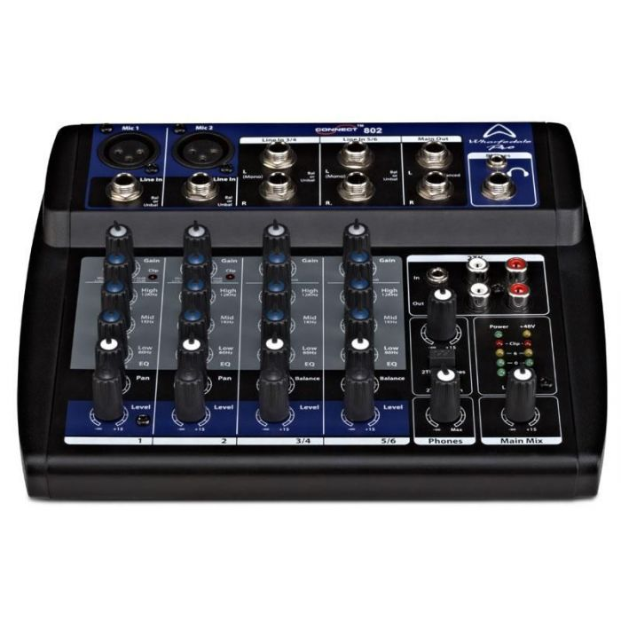 Wharfedale Connect 802 Mixing Desk