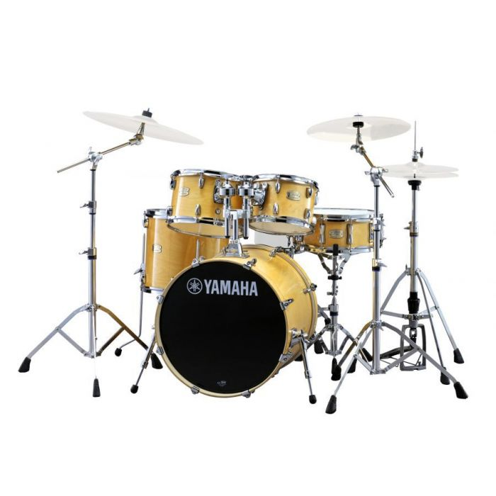 Yamaha Stage Custom Birch 5-Piece Shell Pack with Hardware