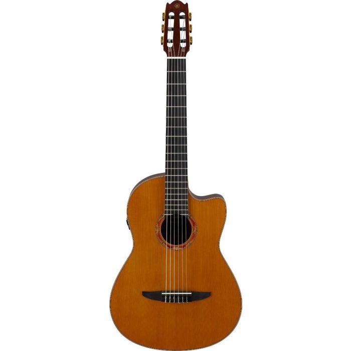 Yamaha NCX3C Electro Acoustic Nylon Guitar, Natural