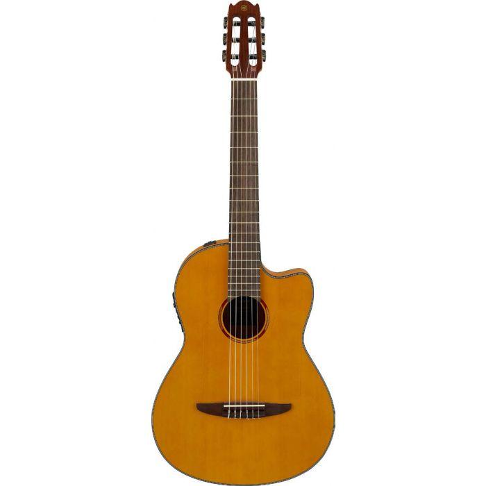 Yamaha NCX1C Electro Acoustic Nylon Guitar, Natural