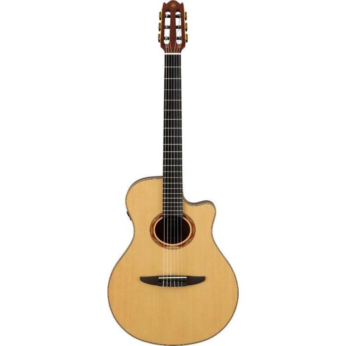 Yamaha NTX3 Electro Classical Guitar Natural